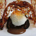 Шоколадово Суфле (фондан)