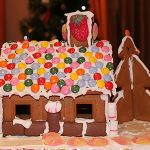 Christmas Ginger House